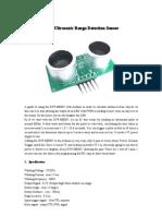 Ultrasonic Module Arduino