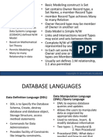Introduction to Database and Transactions
