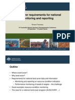 Richard Thackway - Land cover requirements for national monitoring and reporting