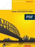 DHL/BCC Trade Confidence Index Q4