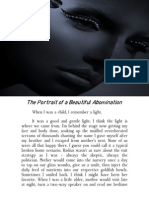 PC - The Portrait of a Beautiful Abomination