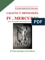(4) Ciencia y Mitología - Mercurio