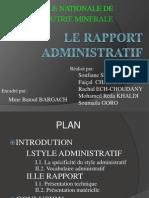 16971088 Rapport Administratif
