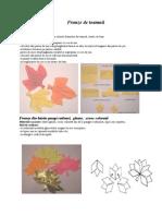 Frunze Origami