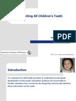 Dental Development
