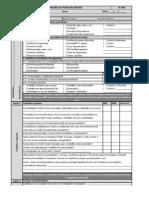 PTS - Permissão de Trabalho seguro