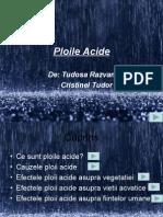Ploile Acide