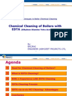 Edta Cleaning Process