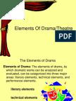 Elements of Drama New