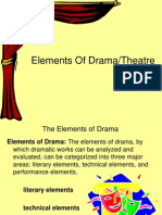 Elements of Drama New
