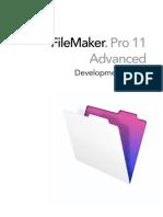 FileMaker Pro Advanced 11 Development Guide