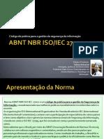 Abnt Nbr Iso-iec 27002-2005
