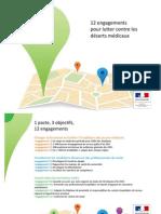 Pacte Territoire Sante - 12 Engagements - Pwp