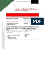 Conteúdo - Sociologia - EM