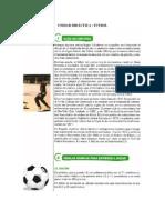 Unidad DidÁctica Futbol