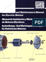 Manual de Mantenimiento e Instalacion de Motores Electricos