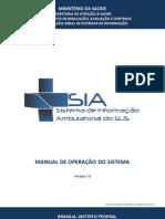 Manual Operacional SIA v 1