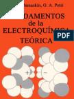 Fundamentos de Electroquimica Teorica