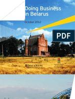 Doing Business in Belarus, Ernst & Young