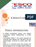 A Tesco Case Study