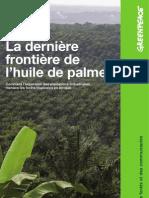 La dernière frontière de l'huile de palme Afrique - Briefing(1)