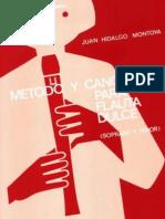 Metodo y Canciones Para Flauta Dulce