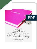 Alison's Diary [O Diário da Alison]