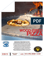Wood-Fired Pizza on campus at CNU