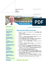 News Bulletin From Conor Burns MP #105