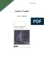 6806563 Cunqueiro Alvaro Merlin y Familia