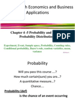 Probabilty LECTURE (1)