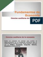 Ciencias Auxiliares de La Economa141