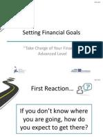 Setting Financial Goals PowerPoint 1.17.3.G1