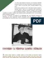 Dumitru Staniloae Convorbire