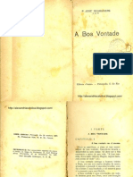 A Boa Vontade (Schrijvers)
