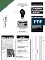 USF-GAU Membership Application