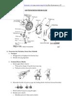 Perawatan Dan Perbaikan Sistem Rem Hidrolik
