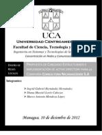 Informe Final Proyecto Diseño de Redes Locales