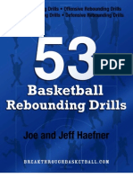 Rebounding Drills Sample