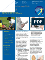 Bayside Physiotherapy Clinic Newsletter  Jan-Feb 2013
