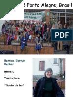 anuario IPHU 2008 Porto Alegre
