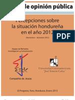 ERIC Jesuitas Sondeo Opinion Diciembre 2012