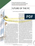 El Futuro Del Pc