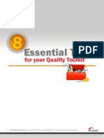 8 Essential Tools for Your Quality Toolkit