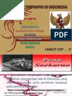 Demokrasi Terpimpin Di Indonesia