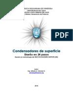 Diseño de Condensadores