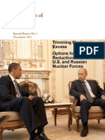Trimming Nuclear Excess