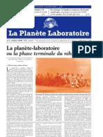 Laboratory Planet 3 Fr