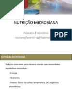 Nutrição Microbiana-Roseana