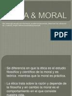 ÉTICA & MORAL